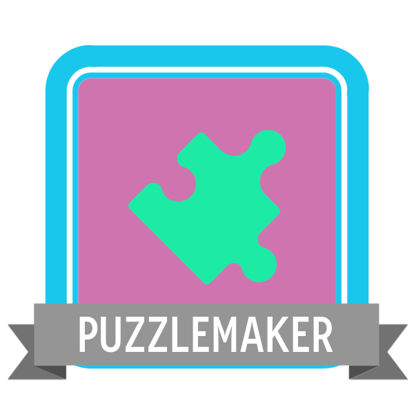 "Badge icon ""Puzzle (6505)"" provided by Mateo Zlatar, from The Noun Project under Creative Commons - Attribution (CC BY 3.0)"